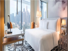 Indulge In Luxury and Travel Perks in JW Marriott Hotel Singapore South Beach