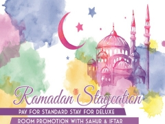 Ramadhan Staycation in Vivatel Kuala Lumpur from RM348