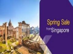 Spring Sale 2018 in Thai Airways for your Next Holiday Destination
