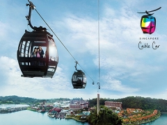 30% OFF Cable Car Sky Pass Round Trip for NTUC Cardmembers