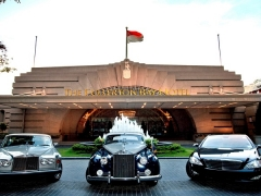 The Fullerton Bay Hotel Singapore Concours D' Elegance Premium Package