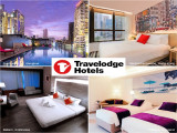 15% off Best Available Rate at Travelodge Hotels in Asia with DBS Card