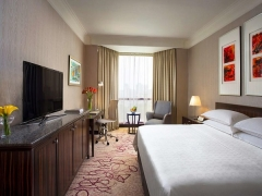 Weekend staycation with Afternoon Indulgence in Sheraton Towers Singapore