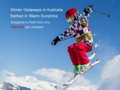 Winter Getaways in Australia with China Southern Airlines from SGD1,094