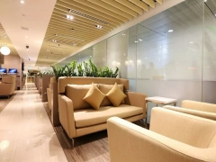 1-1 on all Lounge Services (Excluding the Nap Rooms) in The Haven by JetQuay with OCBC Card