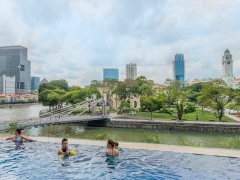 Complimentary Night Offer in The Fullerton Hotel Singapore