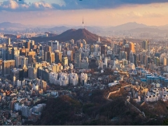 Fly to Seoul from SGD598 with Korean Air