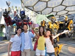 Enjoy Exclusive 1-for-1 Ticket Purchases at Universal Studios Singapore™ and Adventure Cove Waterpark with Maybank Cards!