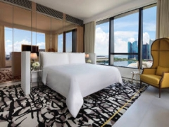 Singapore: Book in Advance and Save in JW Marriott Hotel Singapore South Beach