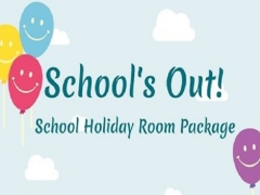 School Holiday Room Package in Capri by Fraser Changi Singapore