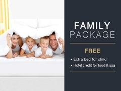 Family Holidays in Bangkok Offer in Centara Grand at Central Plaza Ladprao