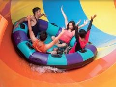 School Holidays: 4-To-Go in Sunway Lagoon
