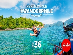 Kickstart a New Travel Adventure with AirAsia from SGD36