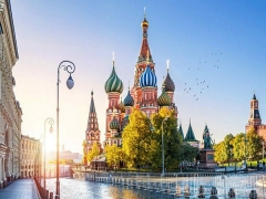 Explore Moscow with Singapore Airlines from SGD1,088