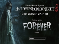 Enjoy Exclusive Privileges at Universal Studios Singapore's  Halloween Horror Nights™ 8 with Maybank Cards!