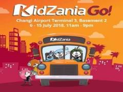 KidZania Go! to Changi Airport Terminal 3