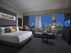 Staycation at Grand Copthorne Waterfront Hotel at 15% off with HSBC Card