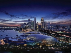 Lap of Luxury and Lifestyle During the Singapore Grand Prix in InterContinental Singapore Robertson Quay