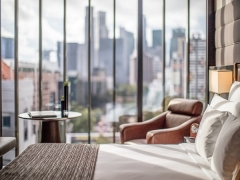 Breakfast On Us Offer in InterContinental Singapore Robertson Quay