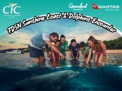 7D5N Sunshine Coast & Dolphins Encounter