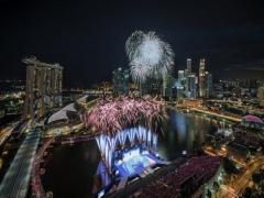 Celebrate with Singapore in The Ritz-Carlton Millenia