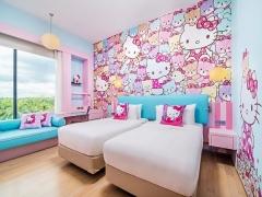 Jen's Hello Kitty Themed Room Package in Hotel Jen Puteri Harbour, Johor