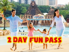 2 Day FUN Pass in Sunway Lagoon from RM255