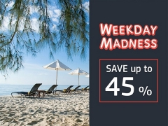 Weekday Stays with Up to 45% Savings in Centara Chaan Talay Resort & Villas Trat