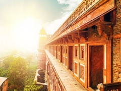 Discover Delhi and Fly with Jet Airways from SGD 381