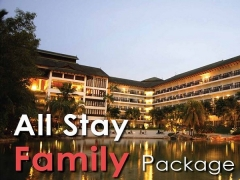All Stay Family Package in Philea Mines Beach Resort