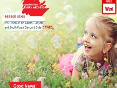 Wednesday Special Deal   6% Fare Discount on Air China Flights
