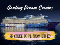Genting Dream Winter Sailing Promo