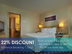 Advance Booking 7 Days - Breakfast Included with Up to 22% Savings in The Royale Chulan The Curve