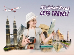 Travel this School Holiday with Malindo Air from SGD69