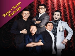 Kings of Comedy in Concert 2018 Room Package in Resorts World Genting