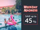 Weekday Madness with Up to 45% Savings in Centara Grand Beach Resort & Villas Hua Hin