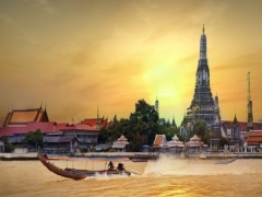 Summer Sale in Thai Airways with Flights from SGD285