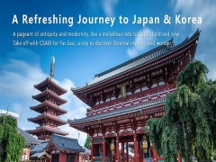 A Refreshing Journey to Japan and Korea with China Southern Airlines