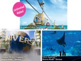 Triple Attractions Package in One Faber Group of Attractions