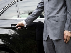 Chauffeur Drive Package at Hotel Jen Penang from RM680