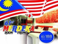 61st Merdeka Room Promo in Vivatel Kuala Lumpur