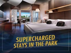 Supercharged Stays in the Park with Hotel Fort Canning this F1 Season