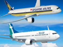Your Next Amazing Getaway Awaits you - Fly now with Singapore Airlines and SilkAir with AMEX