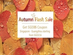 Autumn Flash Sale with China Southern Airlines from SGD216