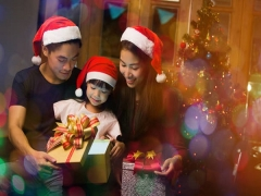 Christmas and New Year Package at Singapore Marriott Tang Plaza Hotel