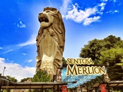 30% off Sentosa Merlion Ticket Exclusive for DBS Cardholders