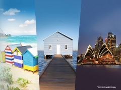 Fly with Garuda Indonesia to the Land Down Under from SGD 595
