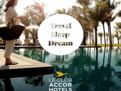 Travel, Sleep, Dream with Novotel Singapore Clarke Quay