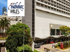 Philippine Airlines Mabuhay Miles Promotion at Marina Mandarin Singapore
