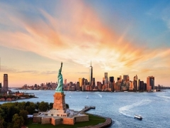 Explore America with Singapore Airlines from SGD 1,448